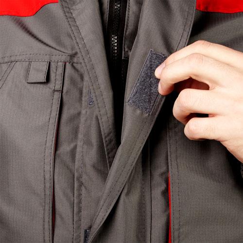 d122e83fcd71 Куртка-ветровка мужская «Реал»    Техноавиа
