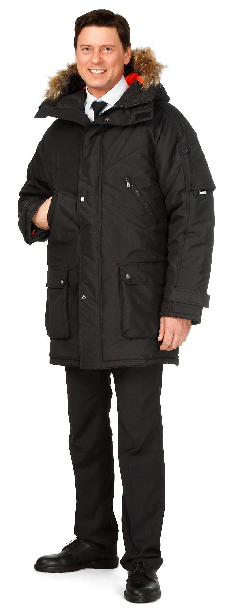 8b1d7d3d9e7e Куртка «Аляска» мужская зимняя :: Техноавиа