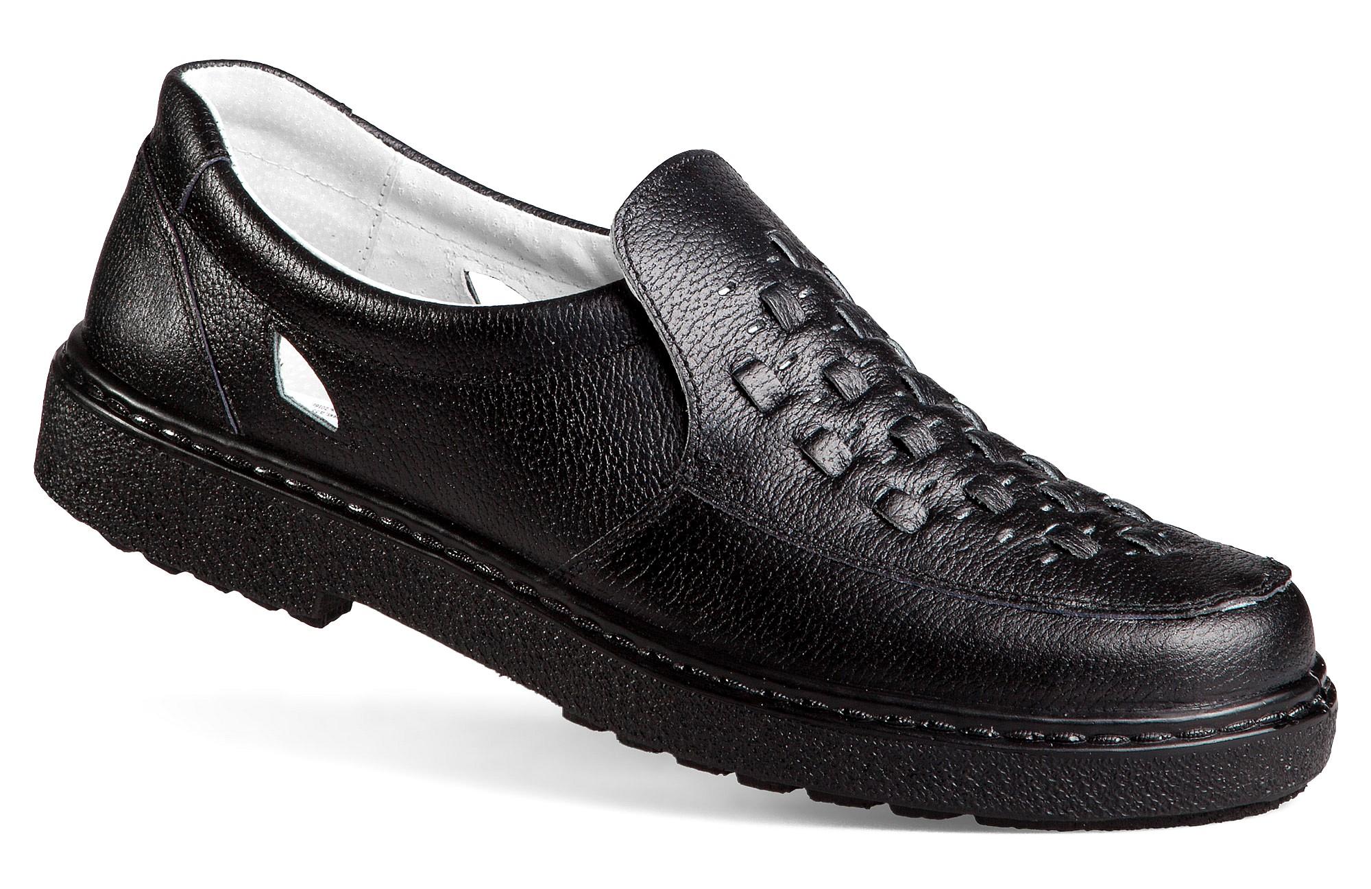 Туфли мужские «Дима» (черные)    Техноавиа dedd0aa92f9