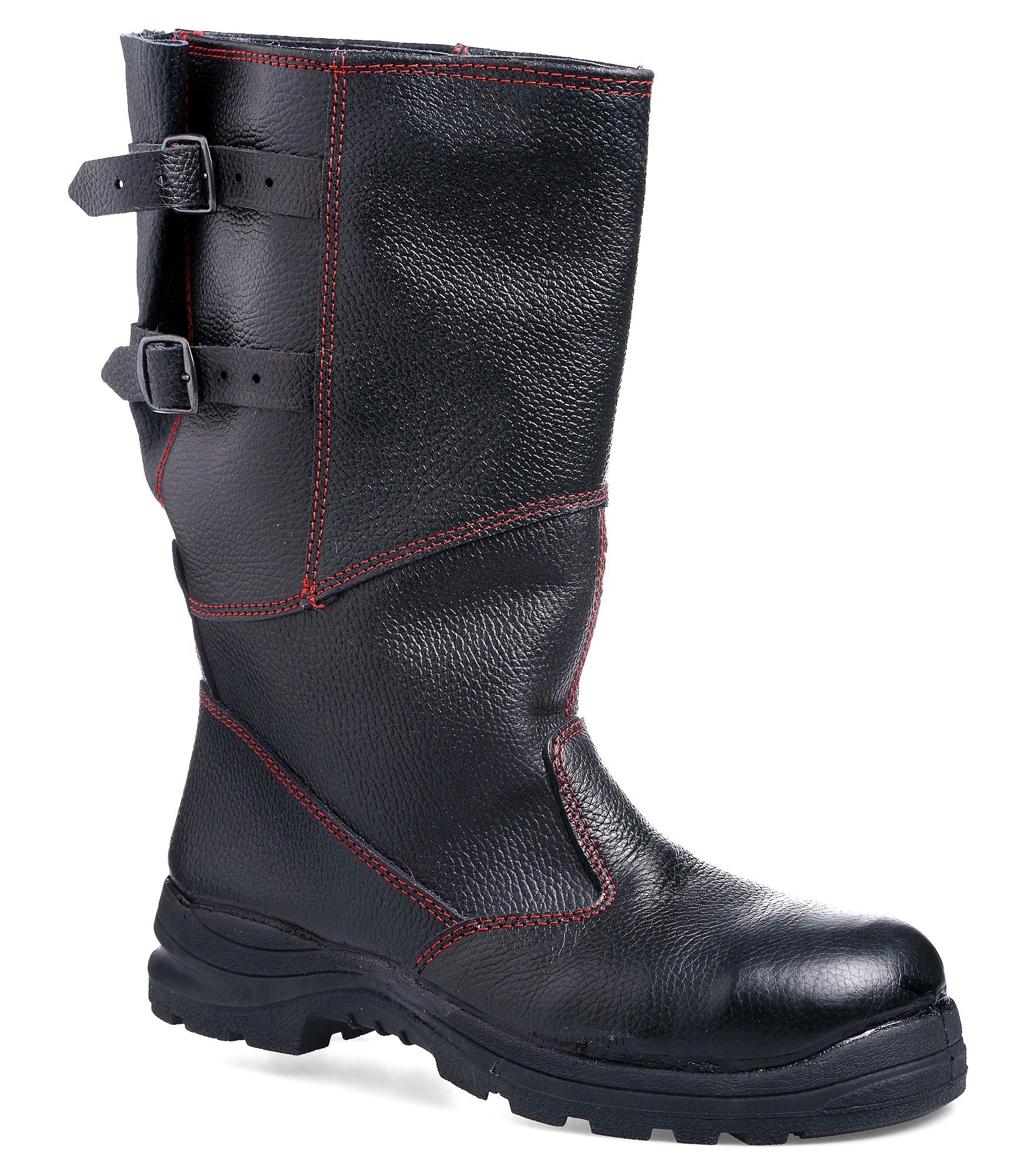cd867f5dc Сапоги кожаные «Супер Юта» утепленные с композитным внутренним защитным  носком