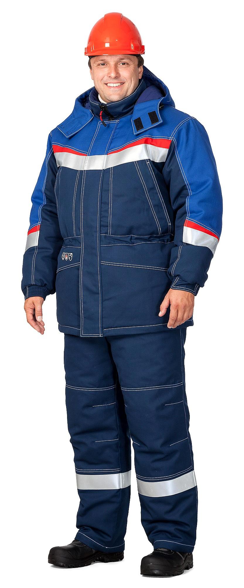 022367fa6dfa Костюм мужской «Мегатек» для защиты от пониженных температур из ...