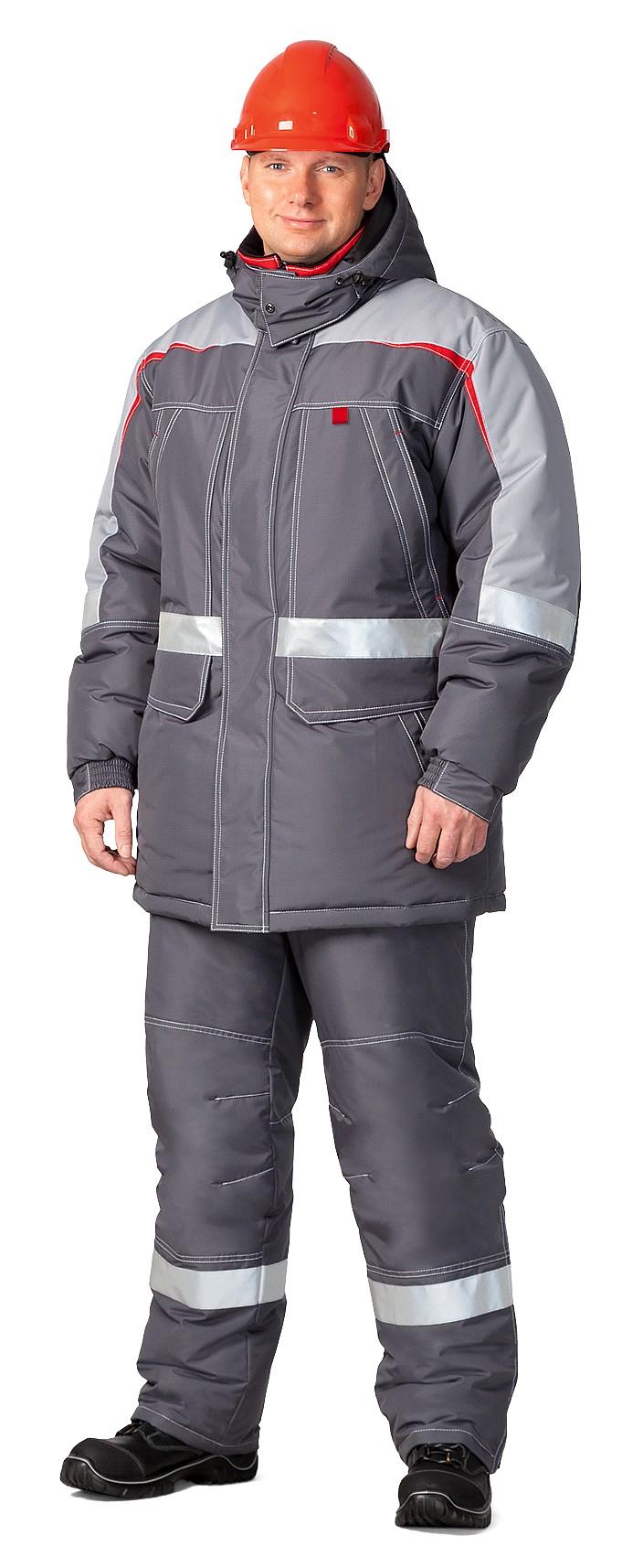 e4810571e6f Куртка мужская зимняя «Айсберг»    Техноавиа
