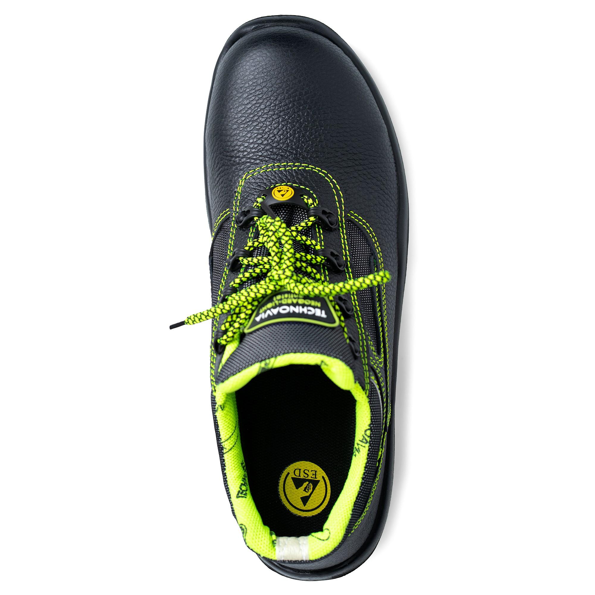 a8e339a66 Полуботинки мужские кожаные «Неогард-Лайт® Антистат» с внутренним защитным  носком из композитного