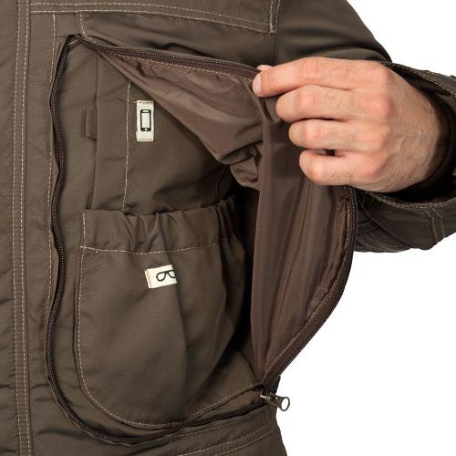 Внутренние карманы для курток