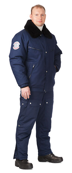 Одежда специальная для защиты от пониженных температур