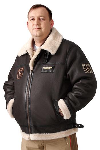 Вологда кожаная куртка