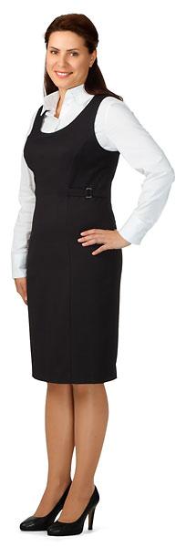 Платье-сарафан деловой леди арт. 70031