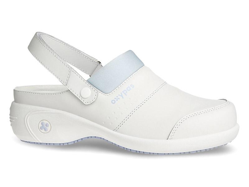 493bb4ea6abe Новая линейка обуви для медработников от бельгийской компании OXYPAS ·  5.507 Туфли-сабо женские «Сэнди» (SANDY)