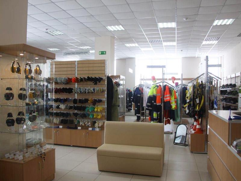 Адреса магазинов продуктов питания в г. Каменск-Уральский - Торговая.