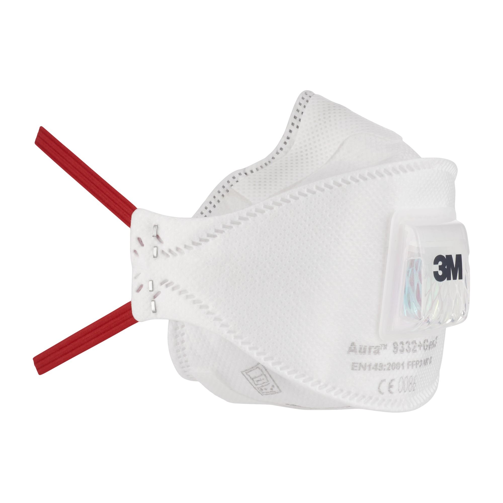 Полумаска фильтрующая (респиратор) для защиты от аэрозолей (с ...